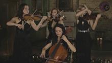 hire string quartet london