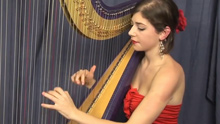 harpist for wedding