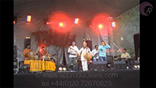 indian music band